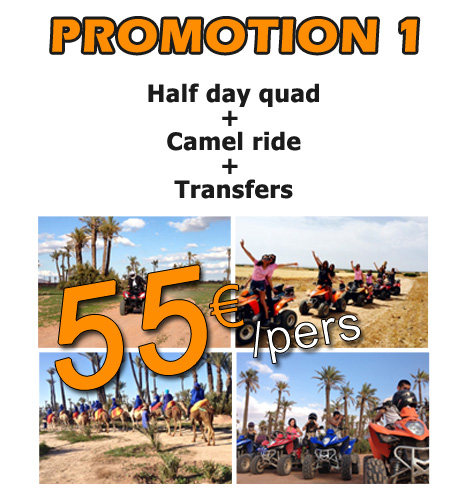 promo quad marrakech